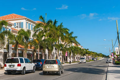Grace Bay Road, Providenciales, Turks and Caicos
