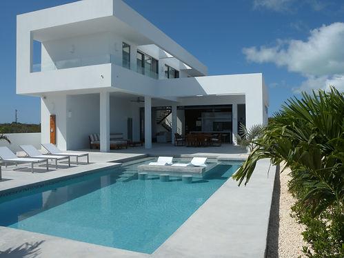 White Villa, Providenciales