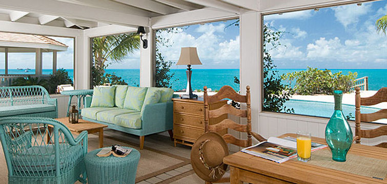 Paradise Pointe is a luxury villa rental located in the southwest side of Providenciales, Turks and Caicos Islands.