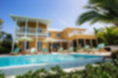 Villa Pima is a luxury villa rental located on the island of Providenciales, Turks and Caicos Islands.