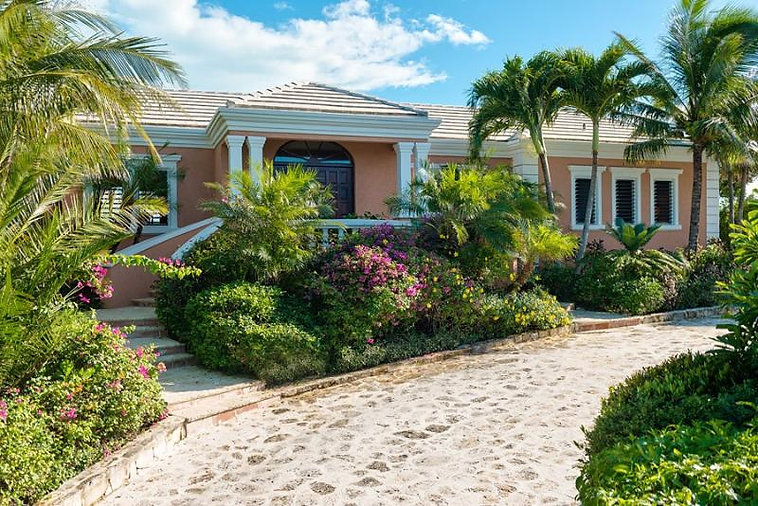 Villa Palermo is a luxury villa rental located on the island of Providenciales, Turks and Caicos Islands.