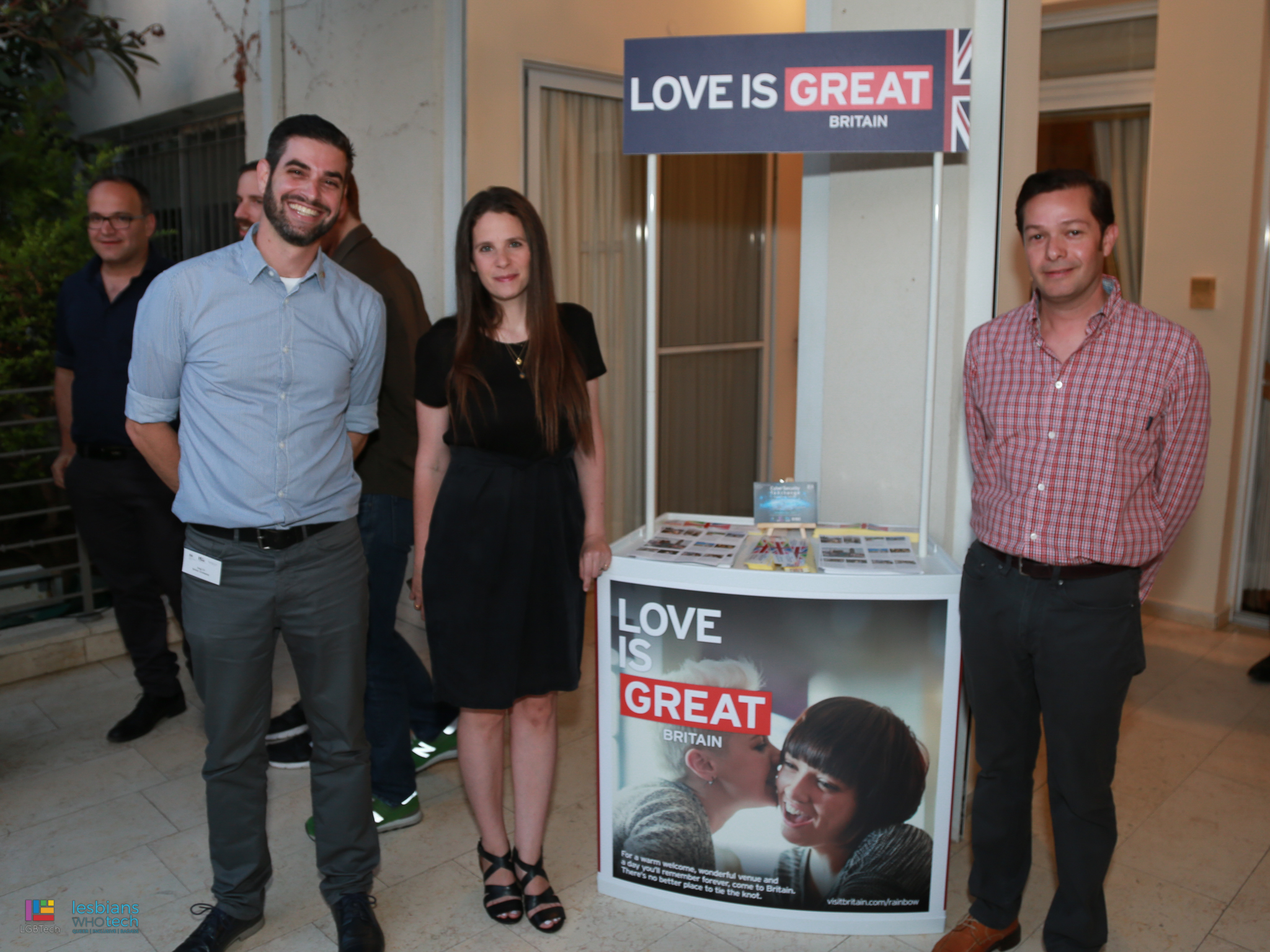 LGBTech, Love is Great Britain, LGBT, Pride 2016, Israel, Lesbians Who Tech