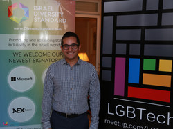LGBTech, Love is Great Britain, LGBT, Pride 2016, Israel, Lesbians Who Tech, Jeremy Seeff
