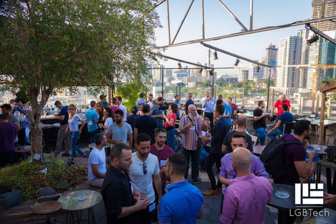 LGBTech's 2016 Annual Pride Mixer Cocktail