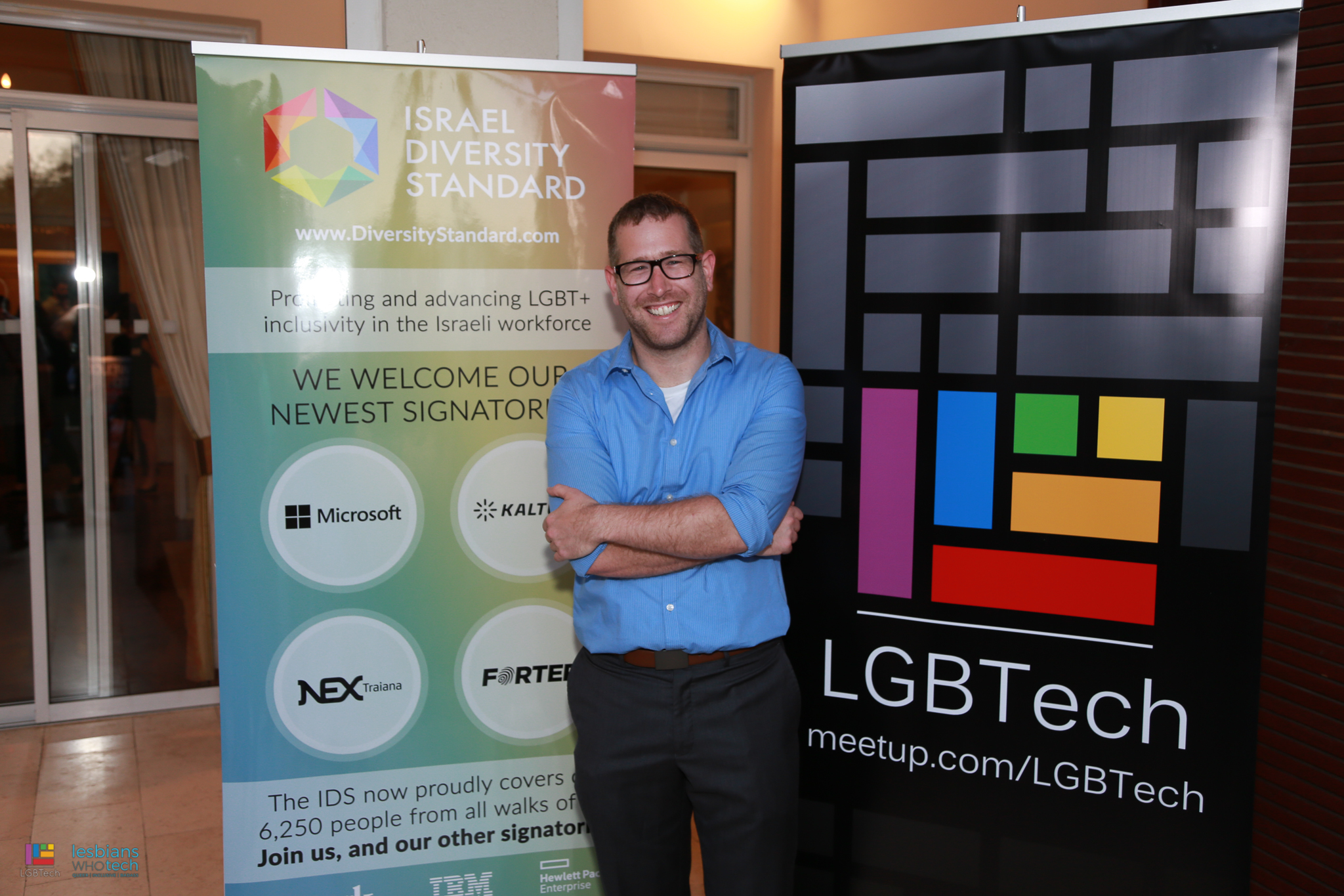 LGBTech, Love is Great Britain, LGBT, Pride 2016, Israel, Lesbians Who Tech, Shachar Grembek