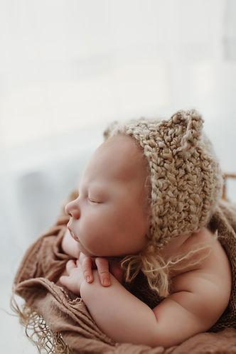 Newborn photography obion county