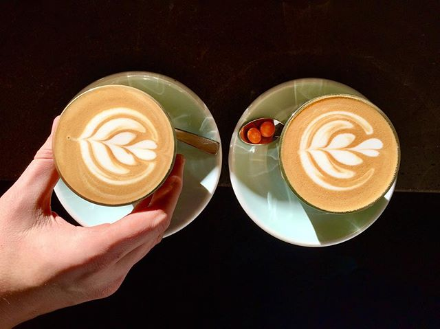 We need another legend to make these._Barista experience essential._holla_cafebu.com