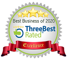 Three best rated rosette
