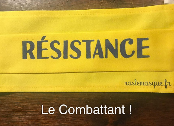 Masque RESISTANCE