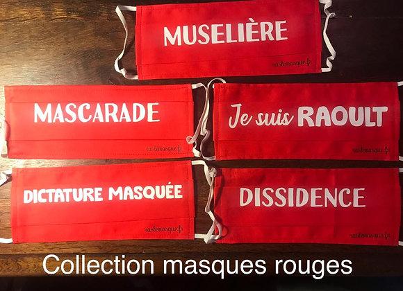 La Collection Rouge Complète