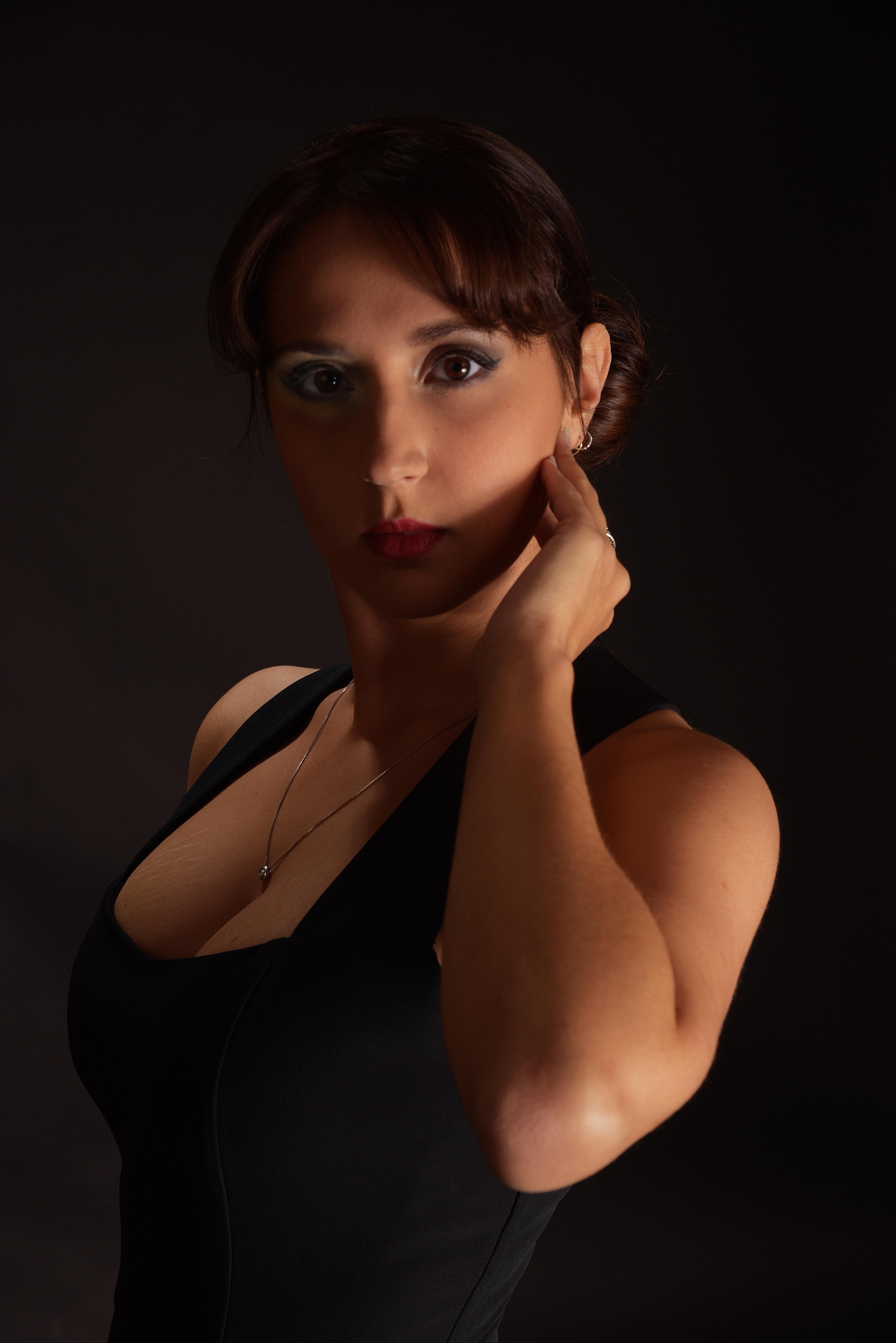 Studio Portrait Photographer Milan