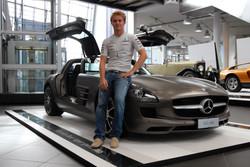 Nico Rosberg Mercedes