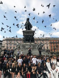 Fotografo sfilate Milano