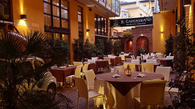 Virtual tour per Il Capestrano Ristorante Abruzzese