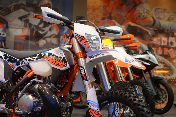Virtual tour per Giglioli Motori KTM