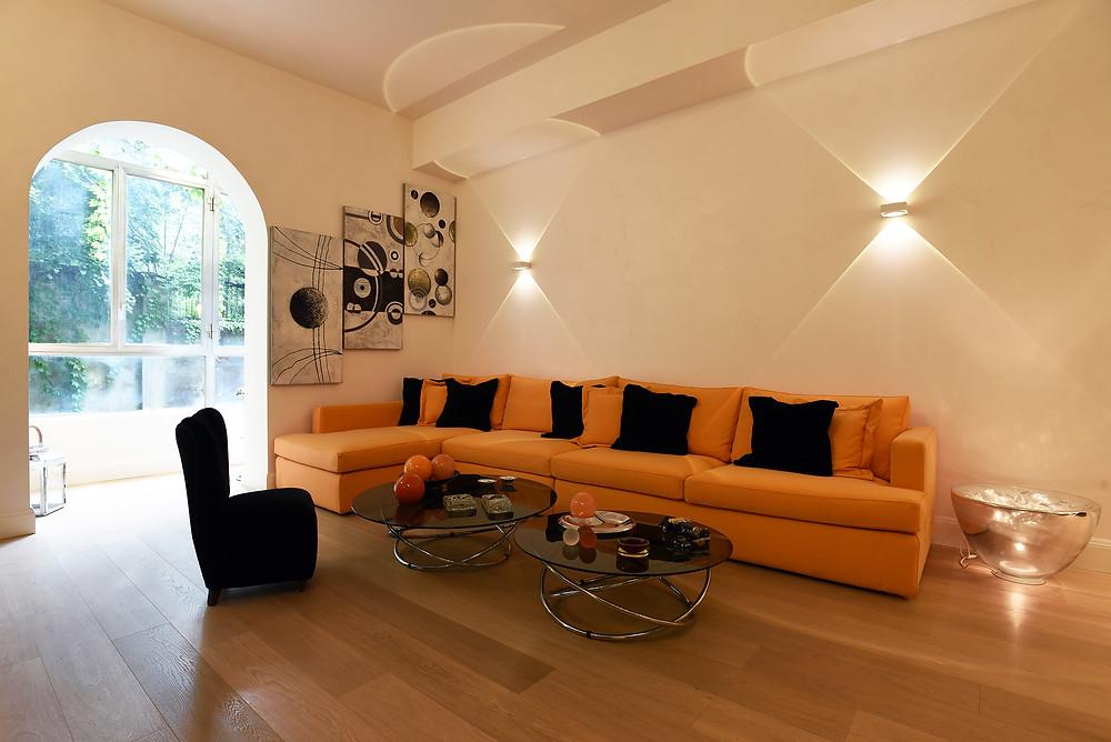 Fotografo architettura d'interni Milano