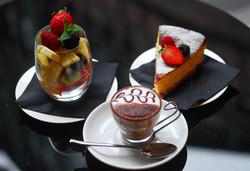 Photographer dessert Milan