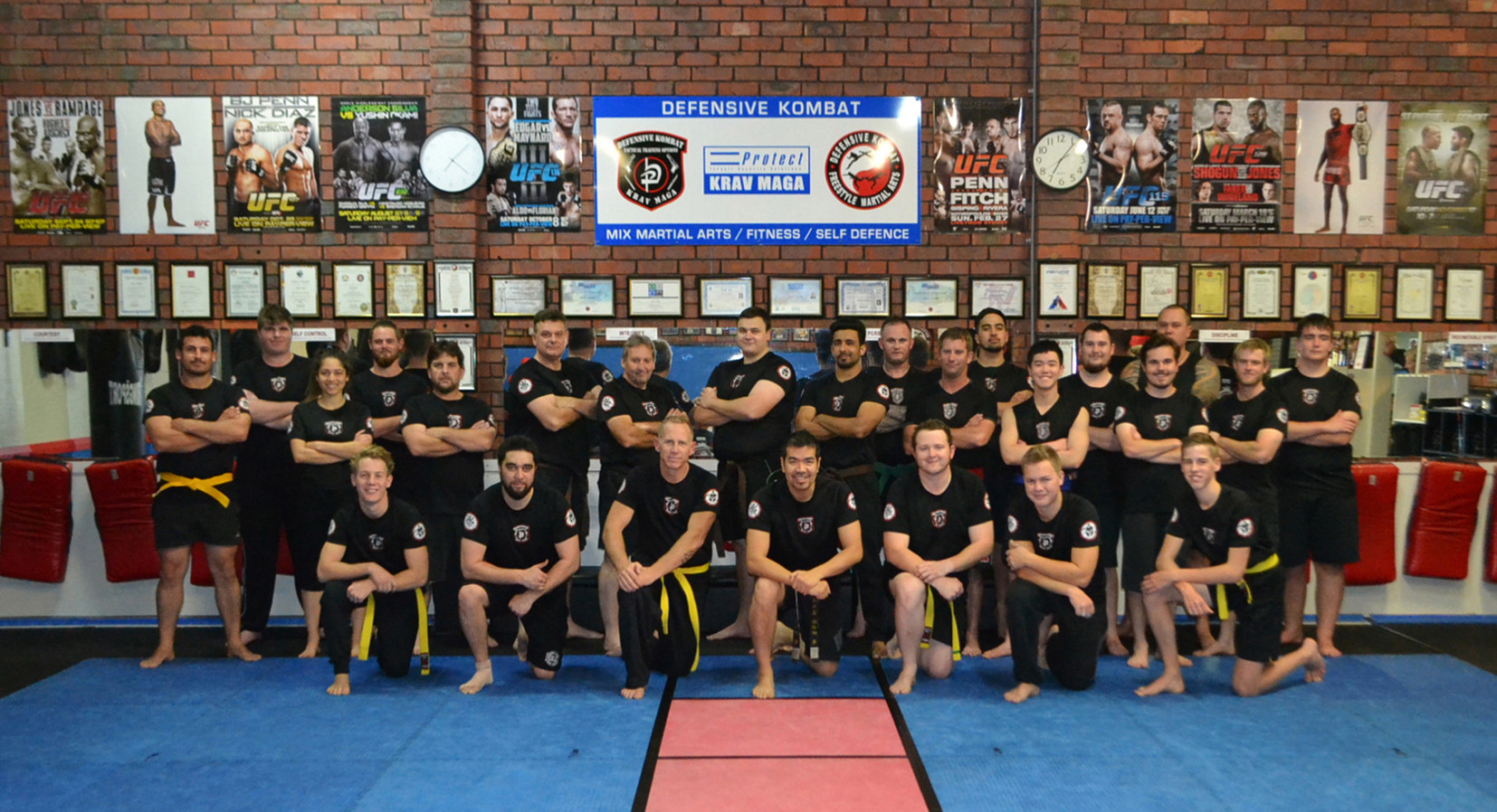 4. Krav Maga Group - June 2017.JPG