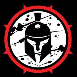 Spartan-red ring logo