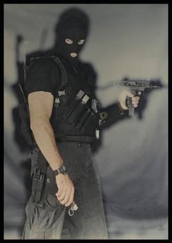 Itay Gil - Balaclava Counter terror