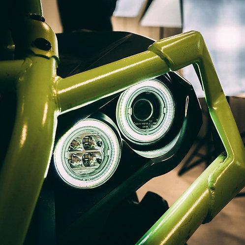 Neutrino 2 LED Headlight for Can Am