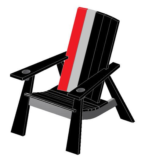 Crazy Custom Combination U0026 Personalized Chairs