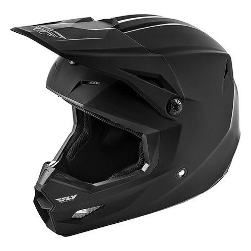 Fly Kinetic Matte Black Helmet