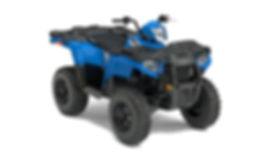 ATV rental for construction sites