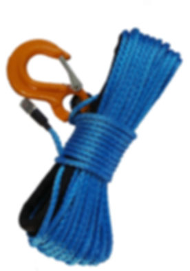 Synthetic Winch Ropes for Sale