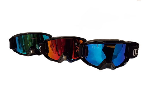 L1FE Outdoors Goggles with Tinted Lens