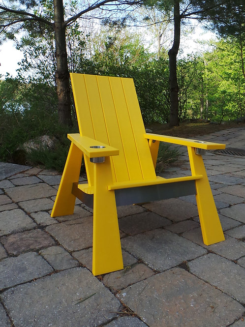 Solid Colour Muskoka Chair