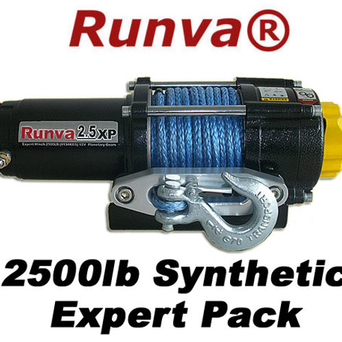 DK2 Runva Winch with Synthetic Rope