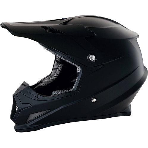 Z1R Rise All Black Helmet