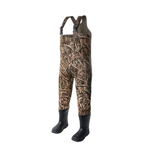 Youth Series Gator Waders - Mossy Oak Shadow Grass Blades
