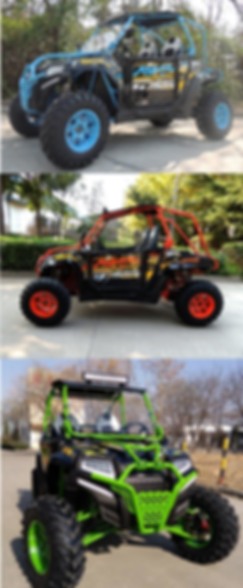 New 400cc UTVs for Sale.  FangPower