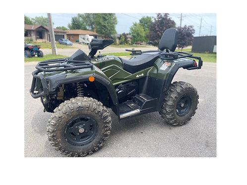 2019 HiSUN Tactic 550cc 2UP ATV - Green