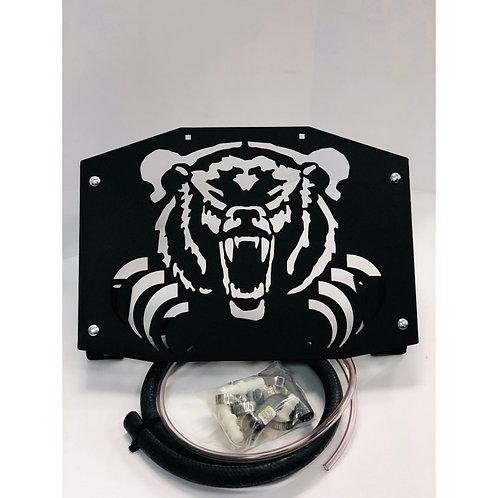 Wild Boar Radiator Relocation Kit for Yamaha Grizzly 700 & Kodiak 700 2014-Up