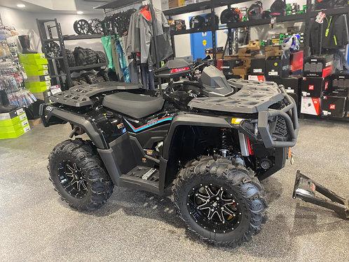 2021 ODES Assailant 650cc Single Seat ATV