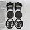 Thumbnail: SYA Warrior Riser Snorkel kit for Yamaha Grizzly & Kodiak 700 2016-2021