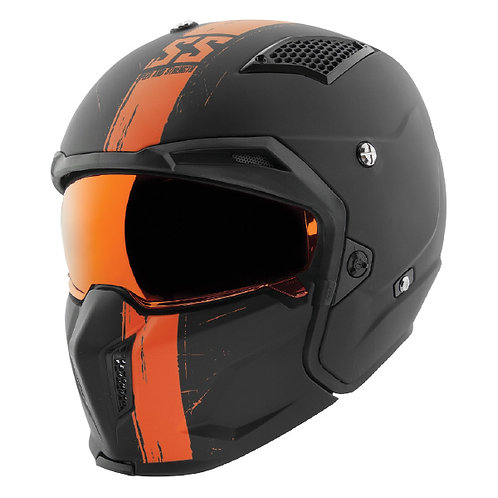 SS Gear Removable Jaw Helmet