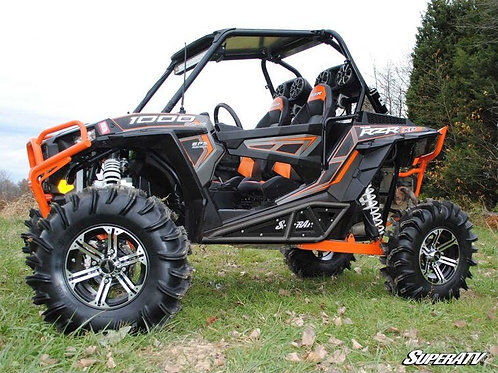 SuperATV Polaris RZR HD Tube Rock Sliders
