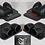 Thumbnail: SYA Warrior Riser Snorkel kit for Polaris 850/1000