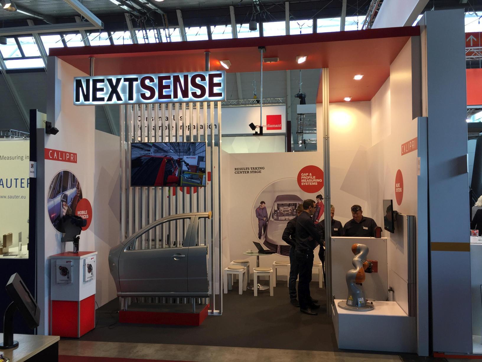 Nextsense VR Setup