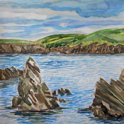 St. Ninians, Shetland