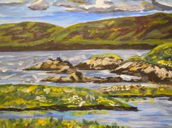 Loch Of Papil Cullivoe