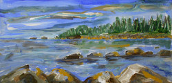 Clam Harbour Park, Nova Scotia