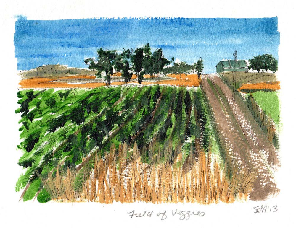 Field Of Veggies, Ontario