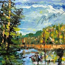 Paudash Lake October