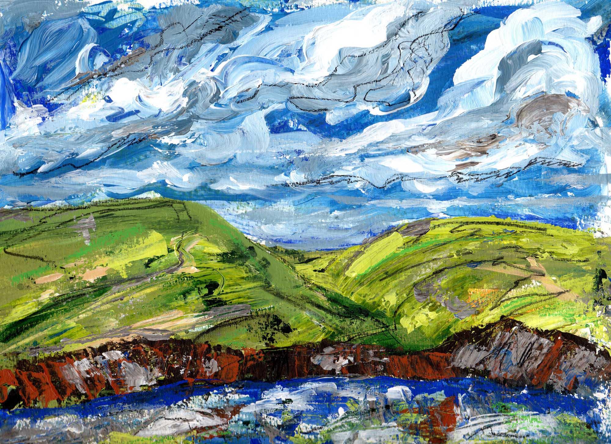Shetland Shore