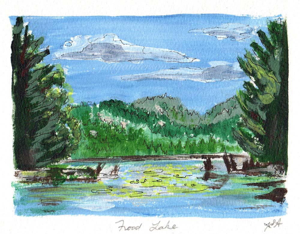 Frood Lake, LaCloche